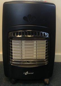 Portable heater 2